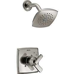 Ashlyn Monitor 17 Series Shower Trim, Stainless Steel