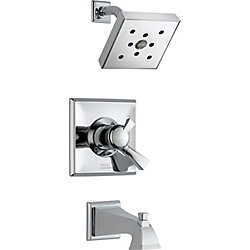 Dryden Monitor 17 Series Tub and Shower Trim, Chrome