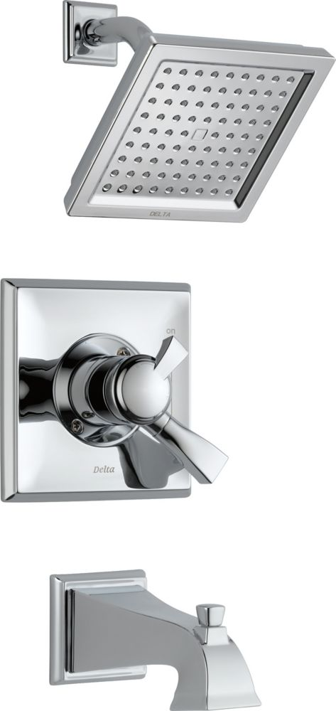 Delta Dryden Monitor 17 Series Shower Trim, Chrome