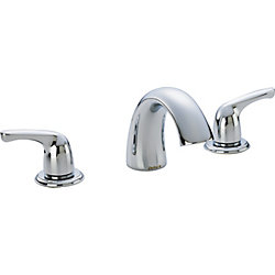 Garniture de baignoire romaine, chrome