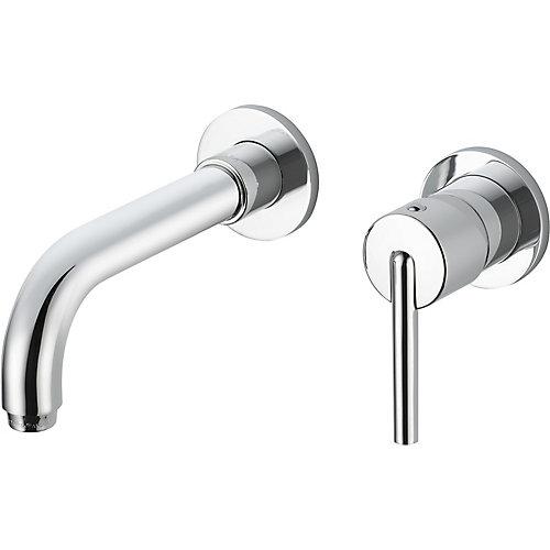 Trinsic Single Handle Wall Mount Lavatory Faucet Trim, Chrome
