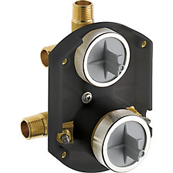 Delta Multichoice Universal with Integrated Diverter Rough