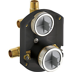 Multichoice Universal with Integrated Diverter Rough