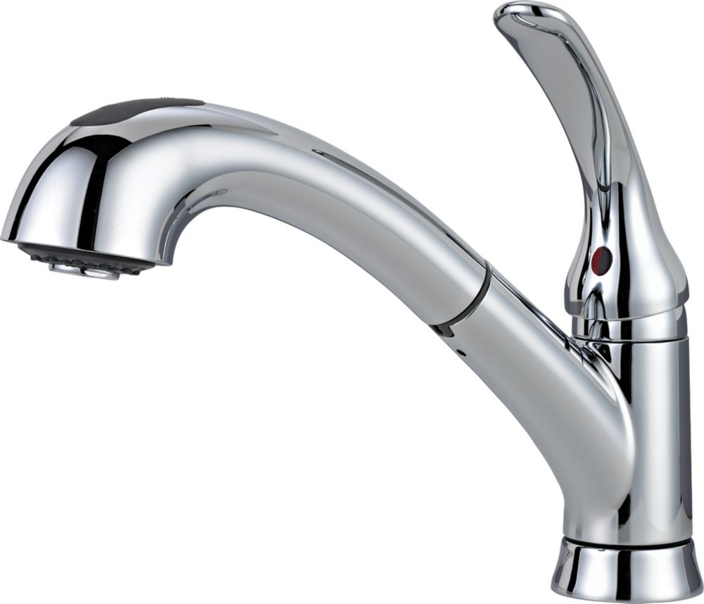 Delta Addison Single Handle Pull Down Kitchen Faucet