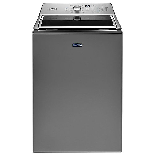 Top Load Washer with the Deep Fill Option and PowerWash Cycle - 6.0 cu. ft.