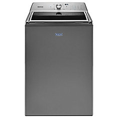 6.0 cu. ft. Top Load Washer with the Deep Fill Option in Metallic Slate