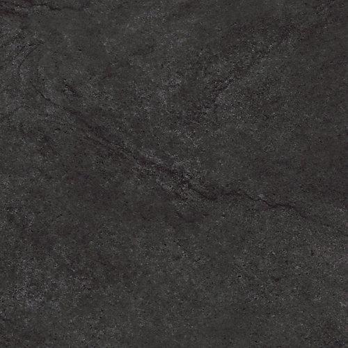 Carreau de revêtement au sol, vinyle de luxe, 12 po x 24 po, Gris voilé, 23,82 pi2/boîte