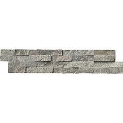 MSI Stone ULC Sage Green Ledger Panel 6-inch x 24-inch Natural Quartzite Wall Tile (60 sq. ft. / pallet)