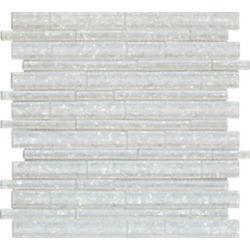 MSI Stone ULC Akoya Brick 12-inch x 12-inch x 8 mm Glass Mesh-Mounted Mosaic Wall Tile (10 sq. ft. /case)