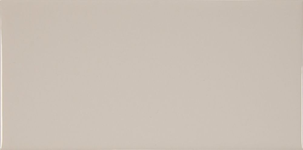 MSI Stone ULC Almond Glossy 3-inch x 6-inch Glossy Ceramic Floor and Wall Tile in Beige (1 sq. ft / Case)