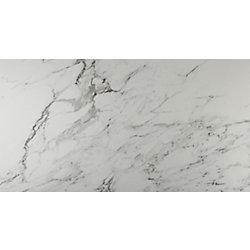 MSI Stone ULC Carrara 12-inch x 24-inch Glazed Porcelain Floor and Wall Tile (16 sq. ft. / case)