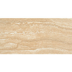 MSI Stone ULC Sigaro Dunes 12-inch x 24-inch Glazed Ceramic Floor and Wall Tile (16 sq. ft. / case)