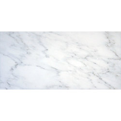 MSI Stone ULC Arabescato Carrara 6-inch x 12-inch Honed Marble Floor and Wall Tile (5 sq. ft. / case)