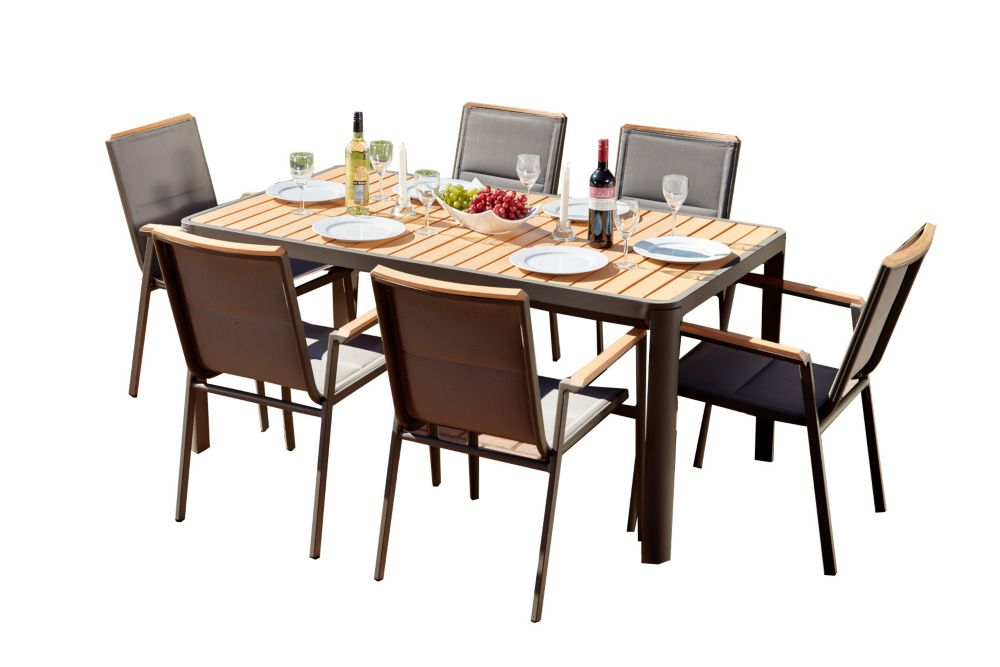 Leisure Design Rosseau 7PC Dining Set