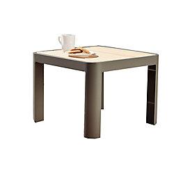 Leisure Design Rosseau End Table
