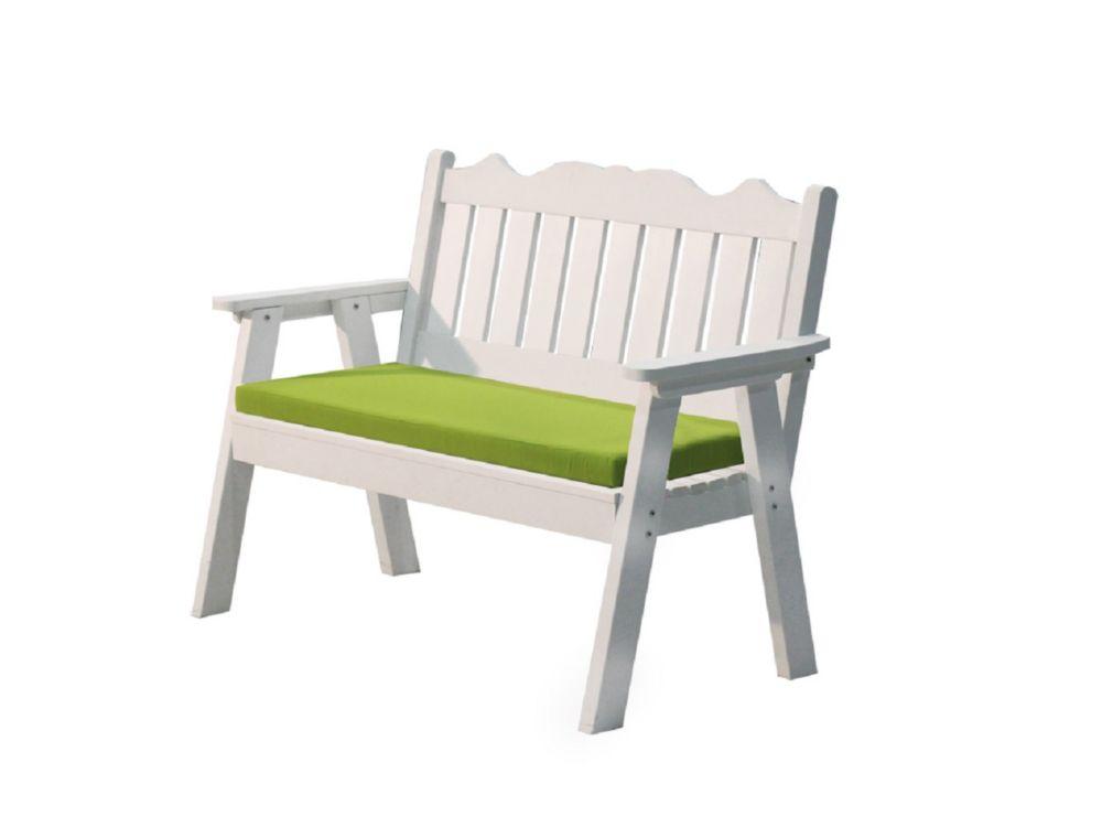 Leisure Design Echo Garden Bench Cushion - Macaw