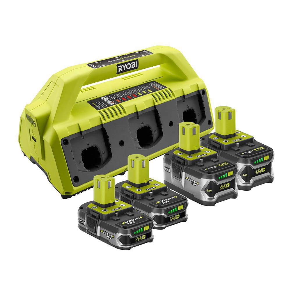 Power Tool Batteries The Home Depot Canada
