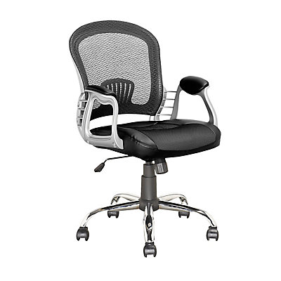 Corliving Workspace Office Chair in Black Leatherette and Mesh | The on chairs at homegoods, chairs at sears, office chair home depot, chairs at value city furniture, chairs at rooms to go, chairs at officemax, chairs at babies r us, chairs at macy's, chairs at dollar general, chairs at home depot, chairs at stein mart, chairs at bass pro shop, chairs at jcpenney, chairs at pier 1 imports, chairs at costco, chairs at sam's club, chairs at tj maxx, chairs at lowes, chairs at burlington coat factory, chairs at target,