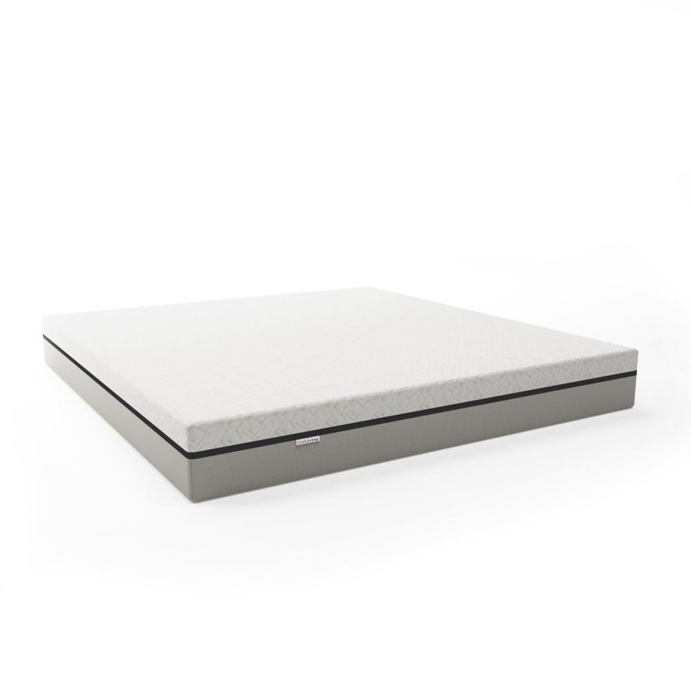 Corliving Sleep Collection Deluxe 10 inch King Memory Foam Mattress