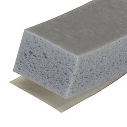 M-D Building Products 3/8-inch  x 1/2-inch x 10-ft. Medium Gap High Density Foam Tape White
