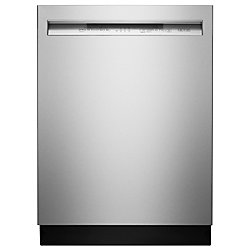 KitchenAid Front Control Dishwasher with ProWash in PrintShield Stainless Steel, 46 dBA