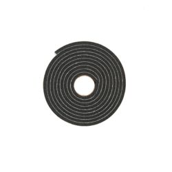 M-D Building Products 1/4-inch x 1/2-inch x 10-ft. Small Gap Sponge Tape Black
