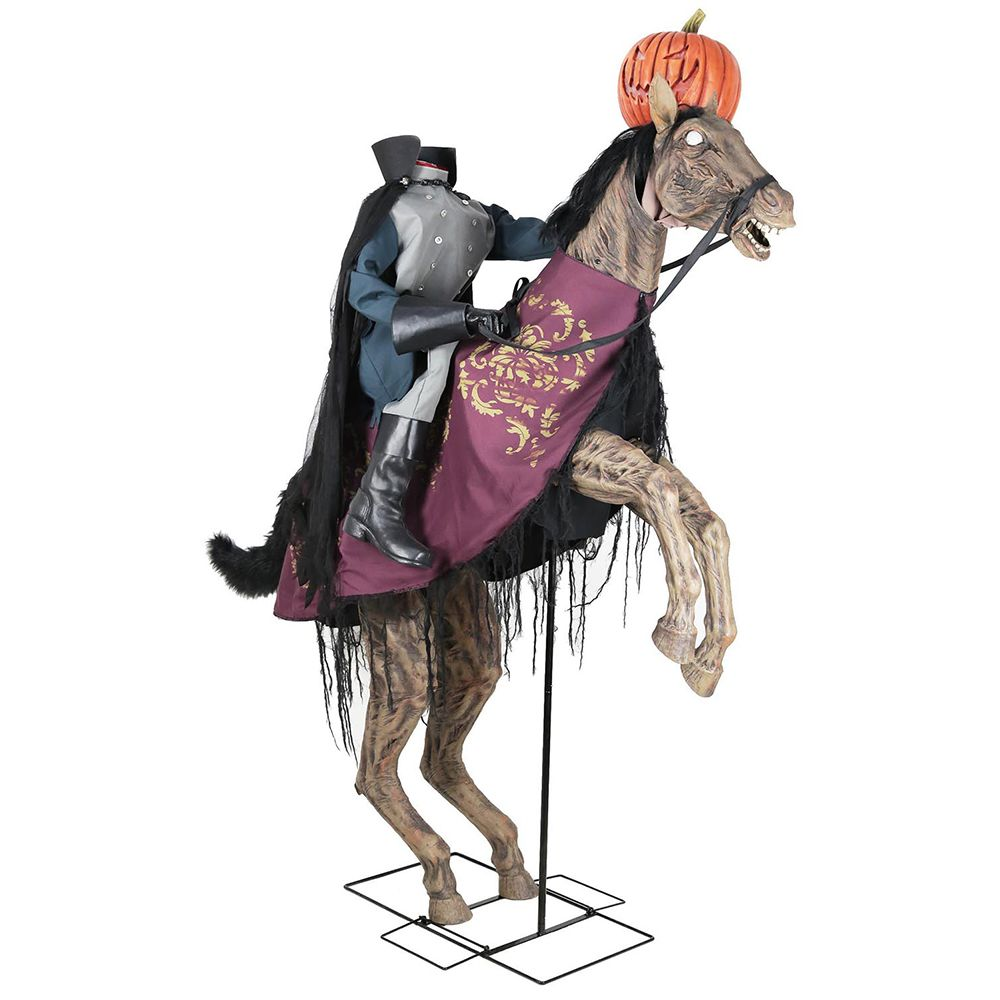 HAL 7.5 ft. Headless Horseman