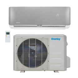Danby Mini système à deux blocs sans conduits 9,000 BTU