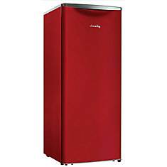 11 cu. ft. Scarlett Red All-Fridge