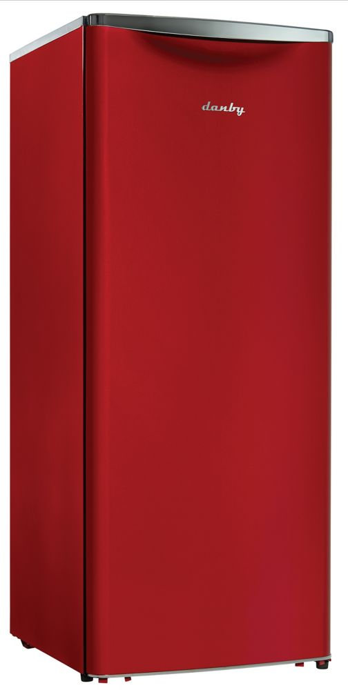 Danby 11 cu. ft. Scarlett Red All-Fridge