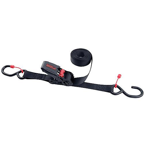 Ratchet Strap with Cap Locks (4-Pack)