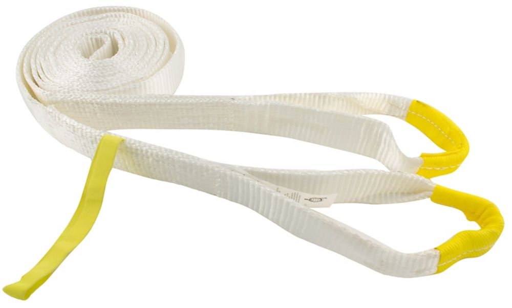 Erickson 2-inch x 20 ft. 18,000 lb. Capacity Recovery Strap