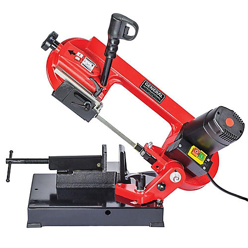 4-inch 5 amp Metal Cutting Band Saw