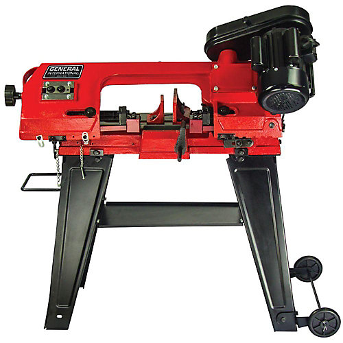 4.5 inch 5A Metal Cutting Band Saw With Stand