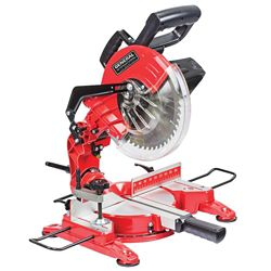 General International 10 inch 15A Compound Miter Saw With Laser Alignment System