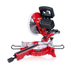 General International 10-inch 15 amp Sliding Mitre Saw with Laser Alignment System