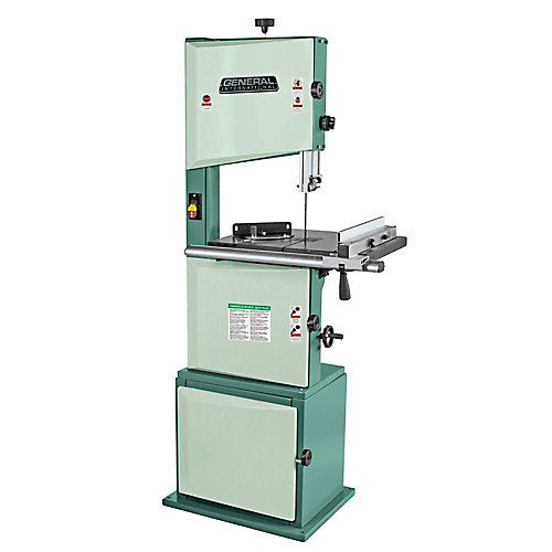 14 inch Wood Cutting Band Saw- 1 Hp