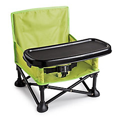 Pop n Sit Portable Booster - Lime
