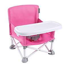 Pop n Sit Portable Booster - Pink