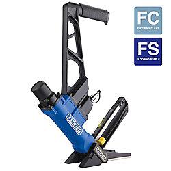 Estwing Pneumatic 2-inch-1 16-Gauge L Cleat or 15.5-Gauge Flooring Nailer/Stapler