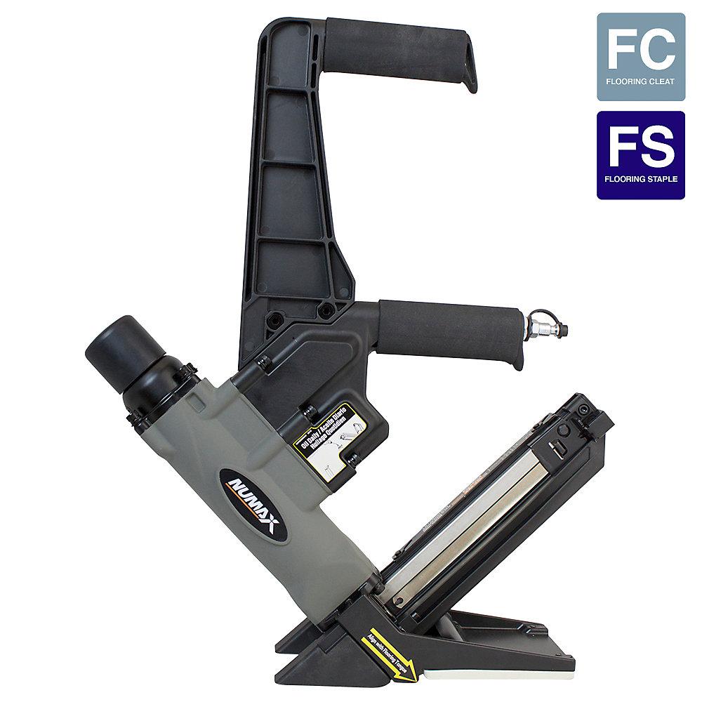 Dual Handle Flooring Nailer