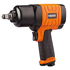 Pneumatic 1/2 inch Heavy Duty Composite Impact Wrench