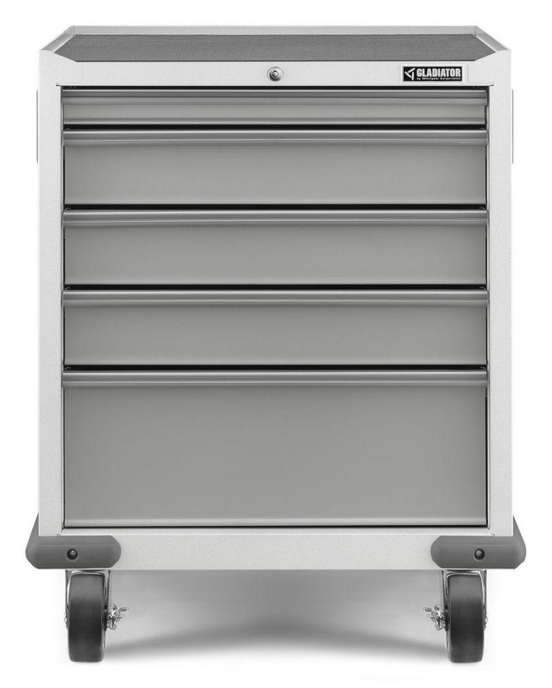 Gladiator Everest White - Premier Modular Geardrawers