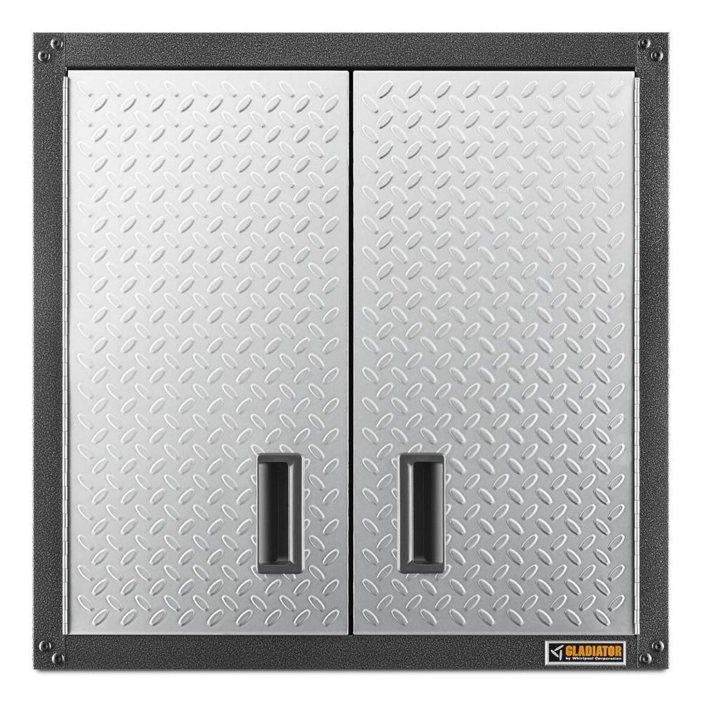 Gladiator Silver - RTA Full Door Wallbox