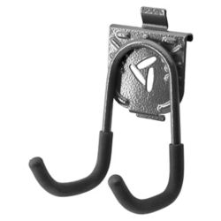 Gladiator 5.75-inch H x 3.75-inch W x 4.5-inch D Utility Hook for GearTrack or GearWall