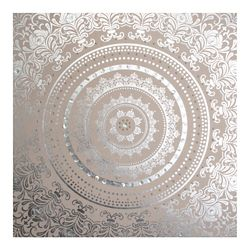 Graham & Brown Embellished Cocoon Fabric Wall Art