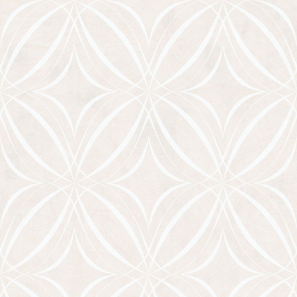 Graham & Brown White Paintable Wallpaper | The Home Depot ...