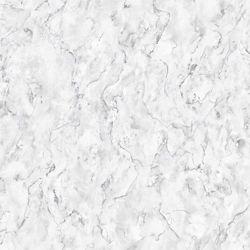 Graham & Brown Marble White/Grey Removable Wallpaper Sample