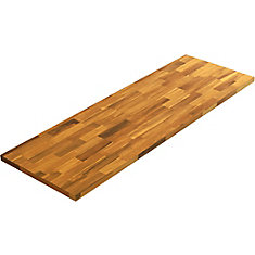 Acacia Project Panel - Golden Teak 12inch x 36inch x 0.71inch