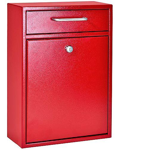 Mail Boss Locking Security Drop Box